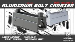 DP Aluminum Bolt Carrier For WE Scar L GBB